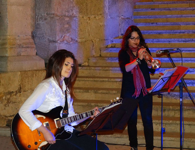 12 agosto | Wanderlust Jazz Duo in concerto